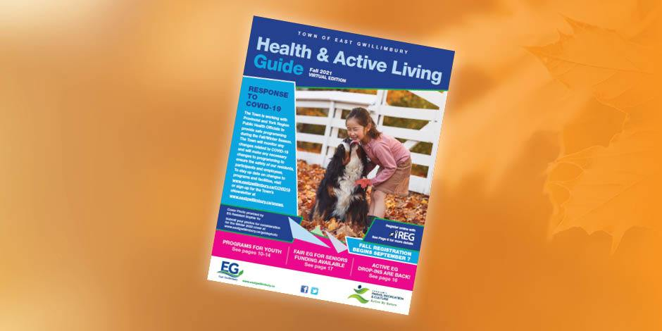 Fall Health and Active Living Guide